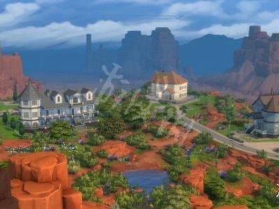 模拟人生4诡奇小镇问题详解