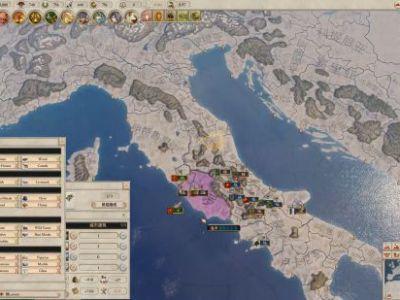 《大将军:罗马》1.0版可成立国家一览