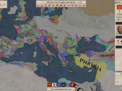 《大将军:罗马》1.01版总督政策效果说明