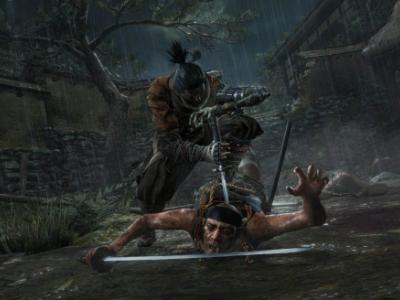 《只狼影逝二度》忍者通道在哪里 部分忍者的近路位置演示