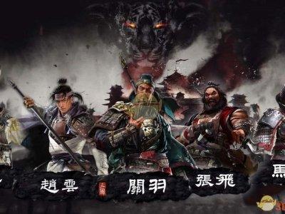 《全面战争:三国》赵云的被动buff技能介绍