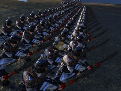 《全面战争:三国》戟兵优点作用介绍
