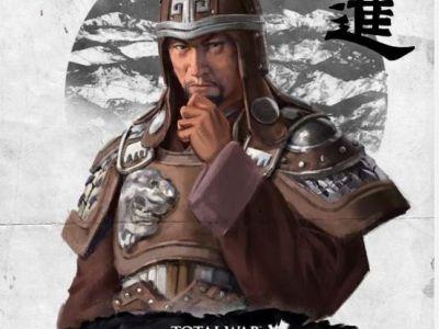 全面戰爭三國樂進角色技能裝備詳情