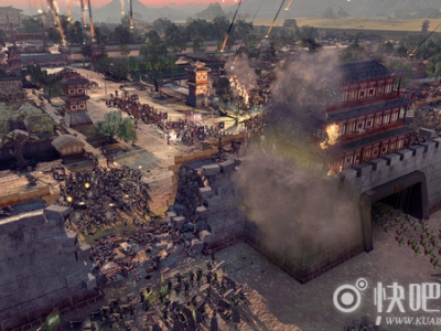 《全面战争:三国》攻城战技巧介绍