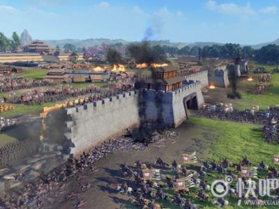 《全面战争:三国》兵力补给技巧