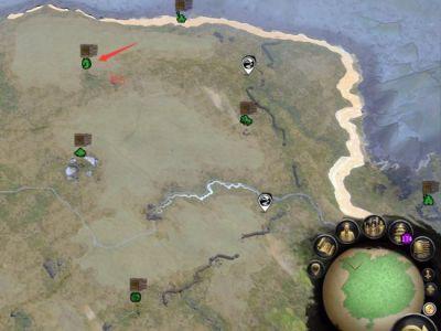 《三国:全面战争》重要装备与资源产出点