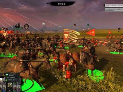 《全面战争:三国》火骑兵编组心得分享
