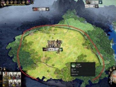 《全面战争三国》移动距离怎么看 各地形与行军?#21050;?#25928;果介绍