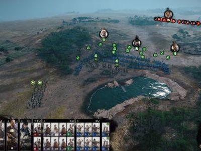 《三国:全面战争》地形战略与人物天赋解析
