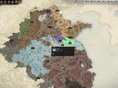《三国:全面战争》曹操前中期外交策略