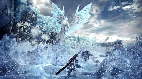 《怪物猎人世界》冰原DLC新试玩打趴轰龙仅1分53秒!