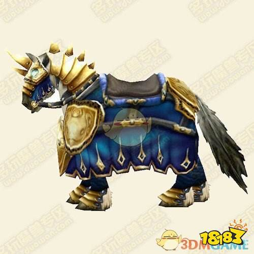 魔兽世界怀旧服豹子坐骑图片