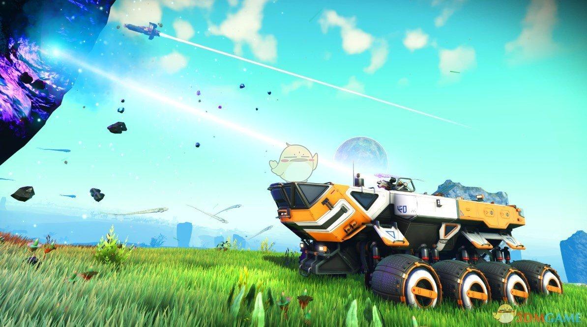 《无人深空》推进器燃料不足BUG解决方法分享