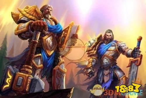 魔兽世界怀旧服圣骑士图片