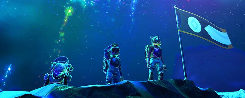 《无人深空》买了船原来的会消失吗