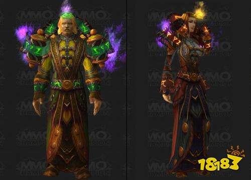 魔兽世界怀旧服防御姿态图片