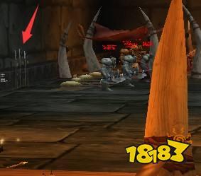 魔兽世界怀旧服黑石塔下层入口在哪图片