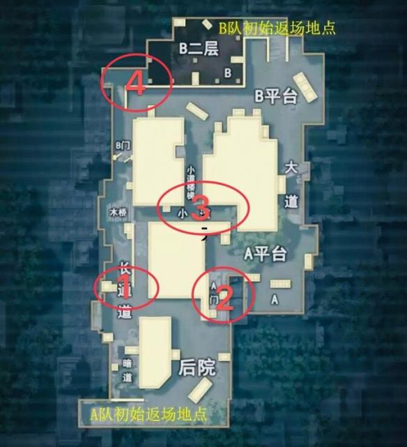 《和平精英》�F��技模式新地�D�z�E卡�c攻略