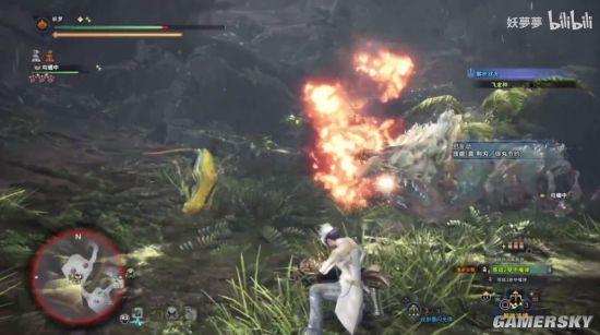 《怪物猎人:世界》冰原DLC雷狼龙轻弩打法