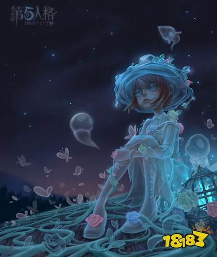 第五人格园丁幽灵公主怎么样 园丁幽灵公主欣赏
