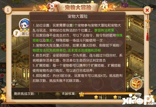 梦幻西游手游宠物对战活动攻略秒懂宠物大冒险与大乱斗玩法