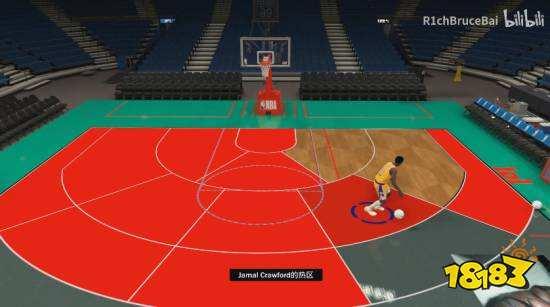 《NBA 2K20》球员卡钻石克劳福德测评视频