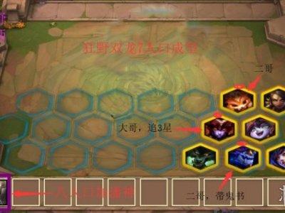《云頂之弈》雙龍陣容有哪些 強勢雙龍陣容玩法技巧詳解