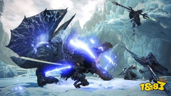 《怪物猎人世界冰原》盾斧基础进阶教学视频 盾