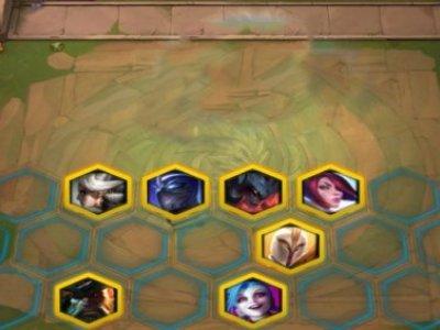 《云頂之弈》九劍雙海克斯陣容怎么玩 九劍雙海克斯玩法技巧介紹