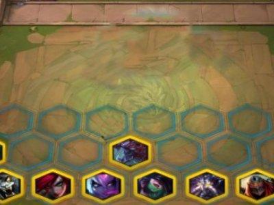 《云顶之弈》九刺客三虚空阵容配置一览 九刺客三虚空玩法技巧介绍