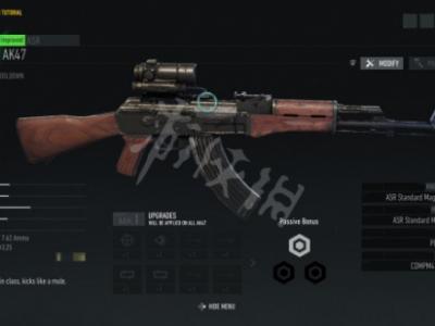 《幽靈行動斷點》武器突擊步槍有哪些?武器大全介紹步槍篇