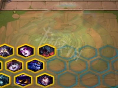 《云顶之弈》九法剑魔怎么玩 九法剑魔阵容搭配推荐一览