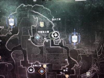 《命运2》金装商人本周位置地图分享 金装商人本周在哪里