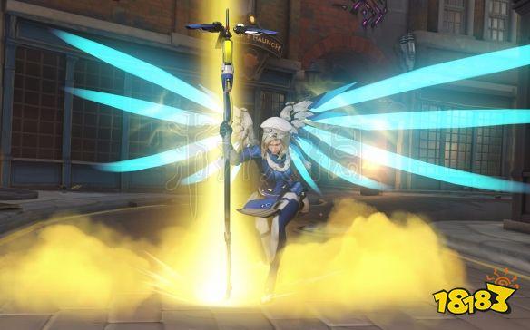 《守望先锋》天使怎么玩?天使使用技巧分享