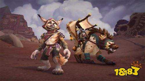 「济南人事考试网」《魔兽世界》8.3版本最新种族狐人来袭!可选职业超多