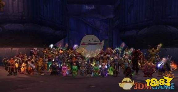 《魔兽世界》8.3开放时间