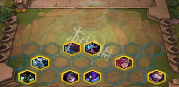 《云顶之弈》卡莎强势阵容怎么搭配卡莎强势阵容搭配攻略