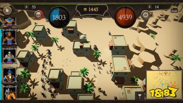 《陨落帝国》游戏什么配置能玩?堕落帝国最低