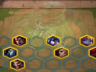 《云頂之弈》9.20帝國騎士怎么玩?9.20版本帝騎陣容出裝一覽