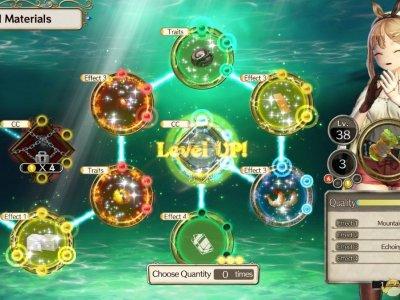 《萊莎的煉金工房:常暗女王與秘密藏身處》游戲全密碼分享