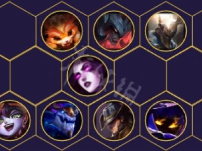 《云頂之弈》9.21版本陣容搭配推薦 六法劍魔怎么搭配