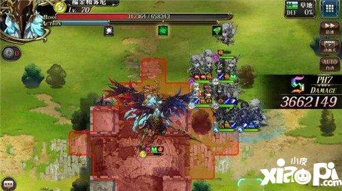 《梦幻模拟战》福金雾尼怎么打福金雾尼打法攻略