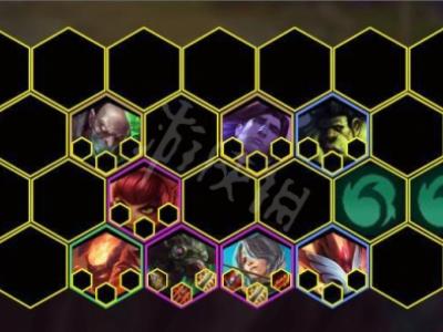 《云頂之弈》S2陣容劇毒游俠玩法推薦 S2陣容劇毒游俠怎么玩