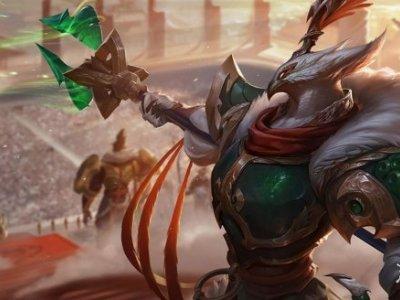 <b>《云頂之弈》沙漠召喚劍怎么玩 沙漠召喚劍陣容出裝分享</b>
