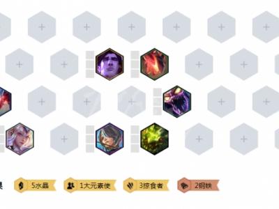 《云頂之弈》9.22水晶掠奪者陣容一覽 9.22水晶掠奪者厲害嗎
