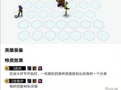 《云頂之弈》影劍運營思路介紹 影劍玩法技巧分享