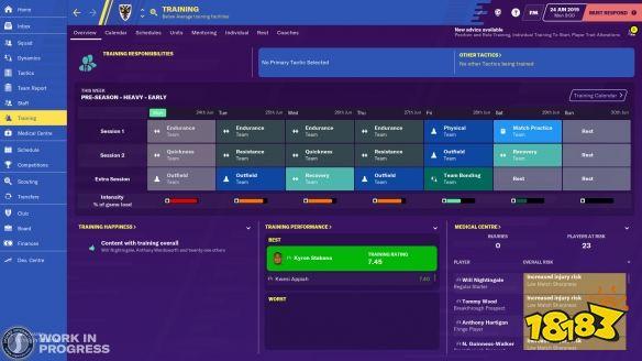 必威体育娱乐场-《足球经理2020》切尔西阵容怎么选人 切尔西阵容推荐一览