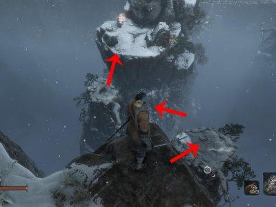 《只狼:影逝二度》蛇眼白藤打法攻略