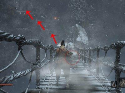 《只狼:影逝二度》長爪蜈蚣峰云打法攻略