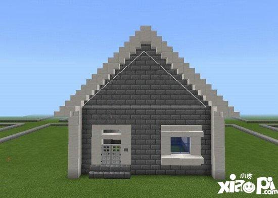 我的世界新手房子教程